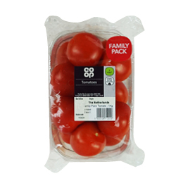 Tomatoes Family Pack 1kg