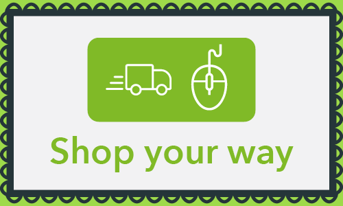 Delivery or Click & Collect