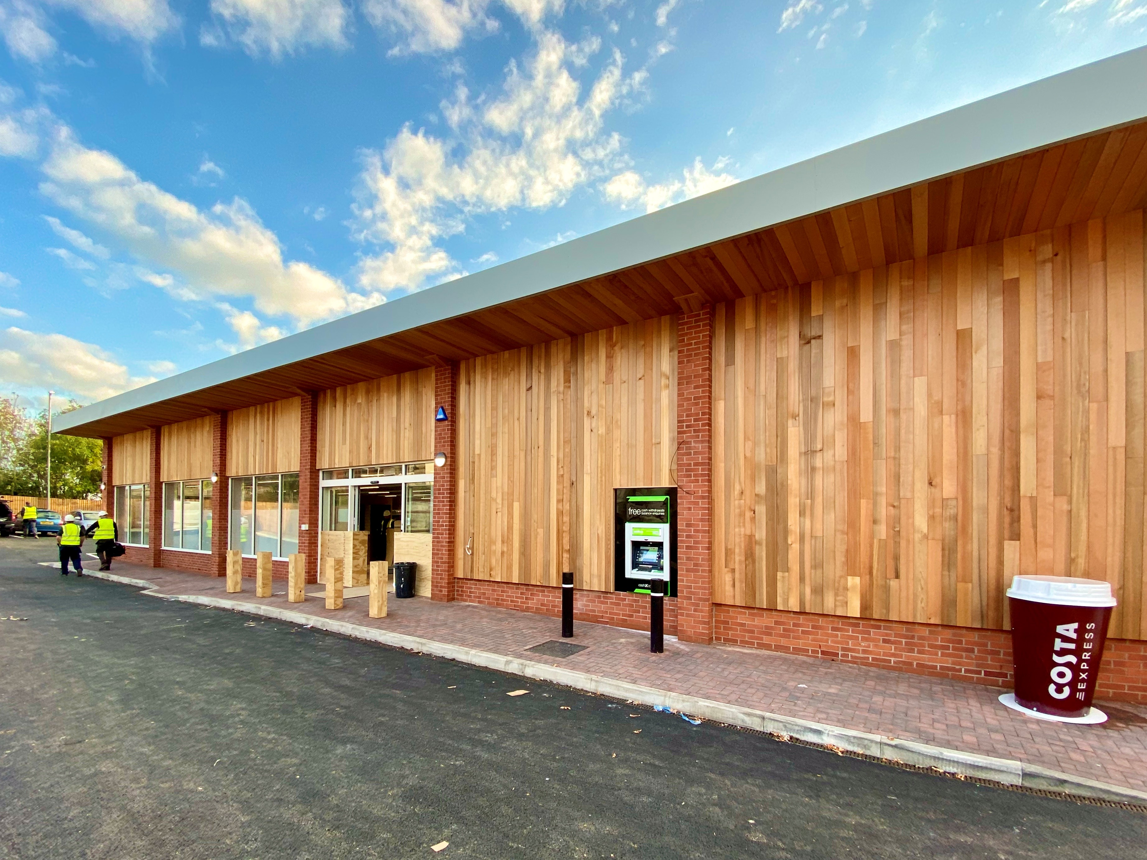 Central England Co Op Reveals Opening Date And First Look