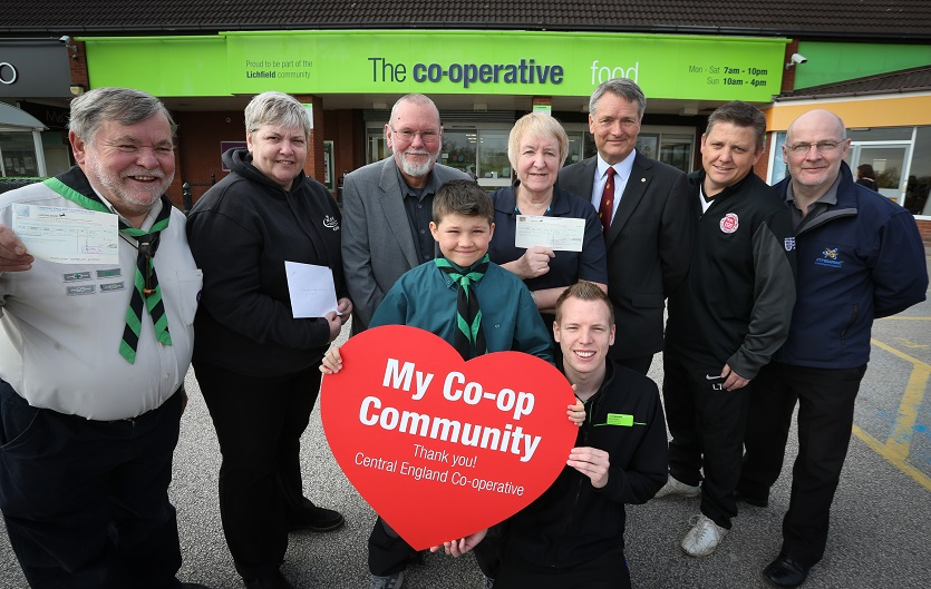 Central England Co-operative | About us | Central England Co
