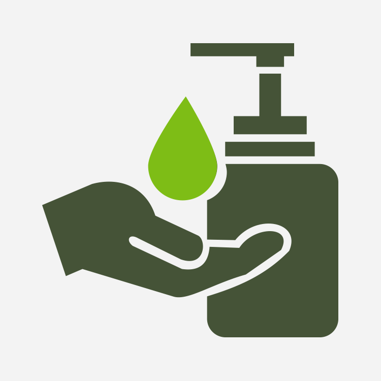 We are continuing to deep clean our stores and our colleagues are regularly using hand sanitiser. We will continue to provide sanitiser for those customers who wish to use it