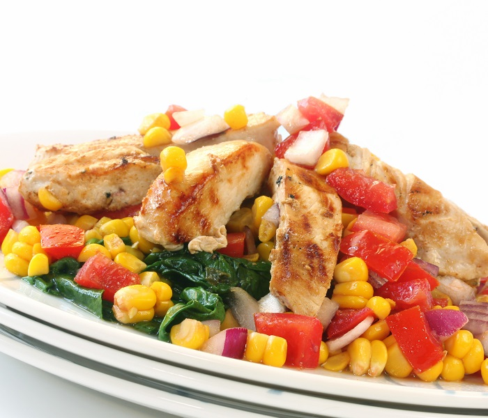 All In One Pot Summery Chicken Central England Co Operative