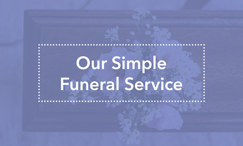 Our Simple Funeral