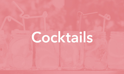 Love... 5 cocktail essentials to shake things up this summer
